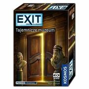 Gry EXIT Tajemnicze Muzeum Galakta