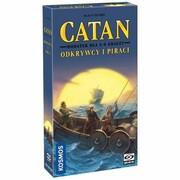 Gra Catan - Odkrywcy i piraci dodatek Galakta - zdjęcie 3