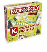 Monopoly Junior Wrocławskie Krasnale Winning Moves