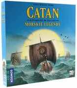 Gra Catan - Morskie Legendy - zdjęcie 3
