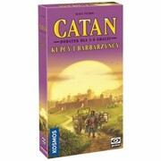Gra Catan - Kupcy i barbażyńcy dodatek Galakta - zdjęcie 2