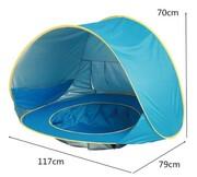 Namiot plażowy z basenem dla dziecka DianaSklep