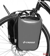 sakwy rowerowe Crosso Dry Small - zdjęcie 20