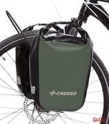sakwy rowerowe Crosso Dry Small - zdjęcie 1