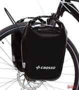 sakwy rowerowe Crosso Dry Small - zdjęcie 11