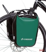 sakwy rowerowe Crosso Dry Small - zdjęcie 5