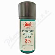 Peroxid vodíku COO 3% drm.sol.100ml