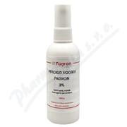 Peroxid vodíku Fagron 3% drm.spr.sol.100g