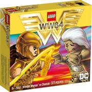 LEGO Super Heroes Wonder Woman kontra Gepard 76157