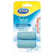 Elektryczny pilnik Scholl Velvet Smooth Wet & Dry