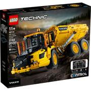LEGO Technic 42114 Wozidło przegubowe Volvo 6x6