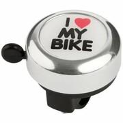 Dzwonek rowerowy KROSS I love my bike (TCDZ000054)