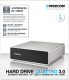 Dysk zewnętrzny FreeCom Quattro 3.0 8TB USB 3.0 (56356)
