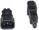 MicroConnect Adapter C14 - C7 10Amp (PE147AD) Darmowy odbiór w 26 miastach!