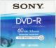 Nośniki SONY DVD-R DMR-60A