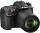 Lustrzanka cyfrowa Nikon D7200