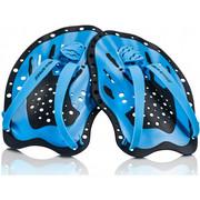 Wiosełka do pływania SWIM PADDLE niebieskie Aqua Speed Aqua Speed