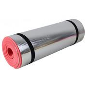 Karimata piankowa, turystyczna, izolacja 180x50x1 cm czerwona SportVida SportVida