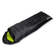 Śpiwór turystyczny typu kołdra z kapturem + WINDSTOP, ocieplenie 250g SportVida SportVida