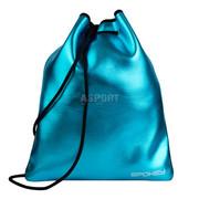Plecak sportowy, worek PURSE niebieski Spokey Spokey