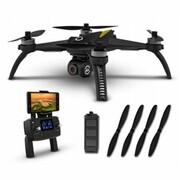 OVERMAX Dron X-BEE 9.5 GPS kamera obrotowa 4k, zasieg 600m Overmax