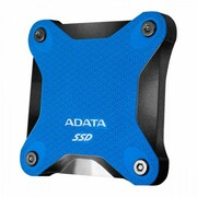 Adata Dysk SSD External SD600Q 240GB USB3.1 Blue Adata