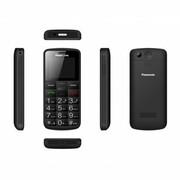 Panasonic Telefon komórkowy dla seniora KX-TU110 czarny Panasonic