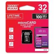 Karta pamięci MicroSD GoodRam 32GB Class10