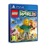 Gra Lego Worlds PS4