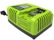 Ładowarka Greenworks 40V 4A (G40UC4) GR2924107 wydajne tak, jak urządzenia spalinowe