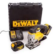 Wyrzynarka DeWalt DCS331M2