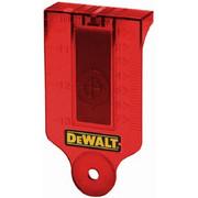 Płytka lokacyjna DeWalt Karta do celowania czerwona DE0730-XJ PROMOCJA CENOWA,Infolinia: 71-7807777 Chętnie Doradzimy!