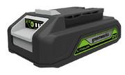 Akumulator Greenworks 24V/2.0Ah Li-ion GR2926707 wydajne tak, jak urządzenia spalinowe,DOSTAWA G_R_A_T_I_S !