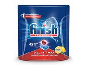 FINISH Tabletki All-in-1 Max 45 cytrynowe Tabletki All-in-1 Max 45 cytrynowe FINISH