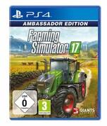 Gra PS4 Farming Simulator 17