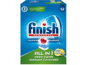 FINISH Tabletki All-in-1 52 regularne cytrynowe FINISH Tabletki All-in-1 52 regularne cytrynowe FINISH