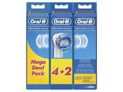 Końcówki Oral-B Precision Clean EB 20-4 4szt - zdjęcie 5