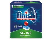 FINISH Tabletki All-in-1 50 regularne Tabletki All-in-1 50 regularne FINISH