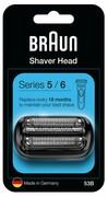 BRAUN Folia+blok ostrzy 53B do golarek Braun Series 5/6 Folia blok ostrzy 53B do golarek Braun Series 5/6 BRAUN