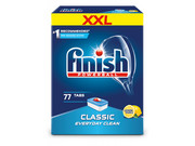 FINISH Tabletki Classic 77 cytrynowe Tabletki Classic 77 cytrynowe FINISH