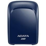 zewnętrzny dysk SSD ADATA SC680 240GB (ASC680-240GU32G2-CBL) Niebieski