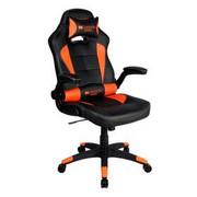Fotel gamingowy Canyon Virgil (CND-SGCH2) Czarna/Pomarańczowa
