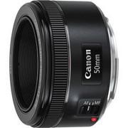 Obiektyw Canon EF 50 mm f/1.8 STM Czarny