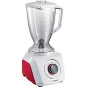 Blender stołowy Bosch MMB21P0R Biały/Czerwony