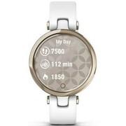 Inteligentny zegarek Garmin Lily Sport Cream Gold / White Silicone Band (010-02384-10)