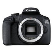 Aparat cyfrowy Canon EOS 2000D body (2728C001) Czarny