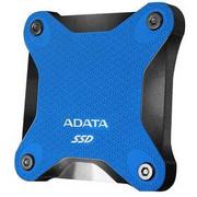 zewnętrzny dysk SSD ADATA SD600Q 240GB (ASD600Q-240GU31-CBL) Niebieski