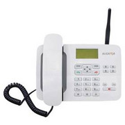 Telefon domowy Aligator T100 (stolní) (AT100W) Biały