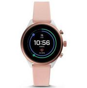 Inteligentny zegarek Fossil Sport 41mm - Blush Silicone (FTW6022)