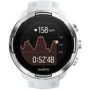 Zegarek z GPS Suunto 9 Baro s hrudním pásem - White (SS050090000)